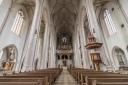 10 Münster Innenansicht Orgel