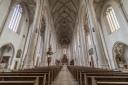 11 Münster Innenansicht Altar